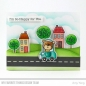 Preview: My Favorite Things - Clear Stamps- Town Bear