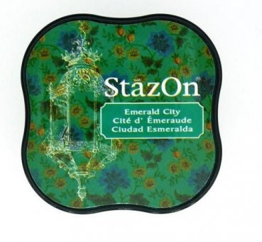 StazOn Stempelkissen - Midi Emerald City