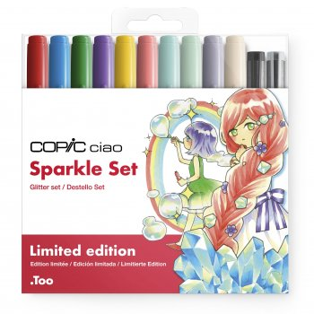 Copic Ciao 12er Sparkle Set