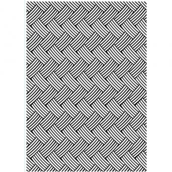 Darice - Embossing Folder Basketweave