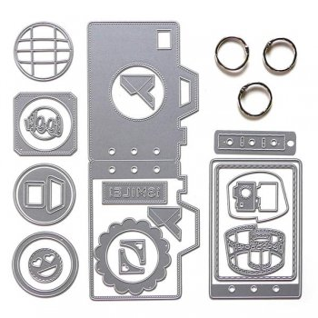 Elizabeth Craft Design - Camera Insert Kit