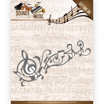 Amy Design - Die -  Sounds of Music - Music Swirl