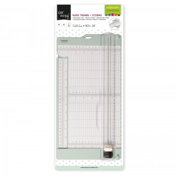 Vaessen Creative - Paper Trimmer + Scoring Mint