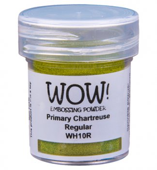 WOW! Embossing Powder - Primary Chartreuse