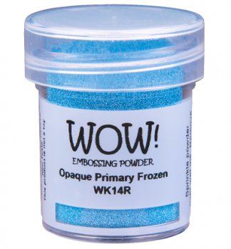 WOW! Embossing Powder - Primary Frozen