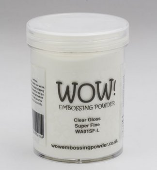 WOW Embossing Powder - Clear Gloss Large