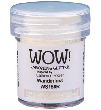 WOW Embossing Powder - Wanderlust