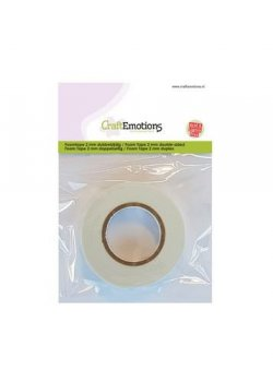 CraftEmotions - 3D Foam Tape 2 mm