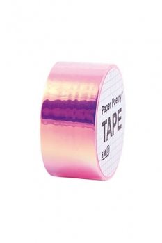Rico-Design - Mirror Rainbow Tape Pink