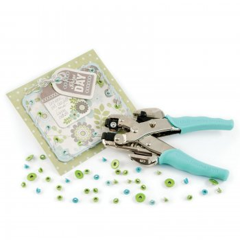 We R Memory Keepers - Crop-A-Dile TEAL