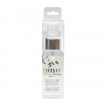 Nuvo - Stamp Cleaning Solution