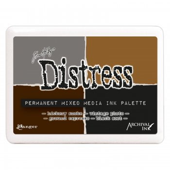 Tim Holtz Distress - Mixed Media Archival Ink Palette