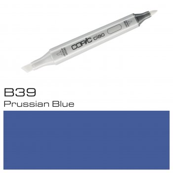 COPIC ciao Marker - Prussian Blue