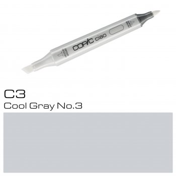 COPIC ciao Marker - Cool Gray No.3