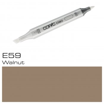 COPIC ciao Marker - Walnut