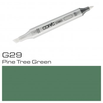 COPIC ciao Marker - Pine Tree Green