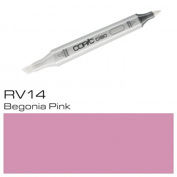 COPIC ciao Marker - Begonia Pink