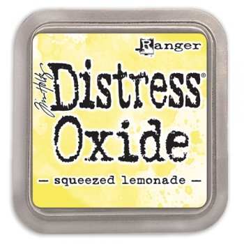 Distress Oxide - Squeezed Lemonade