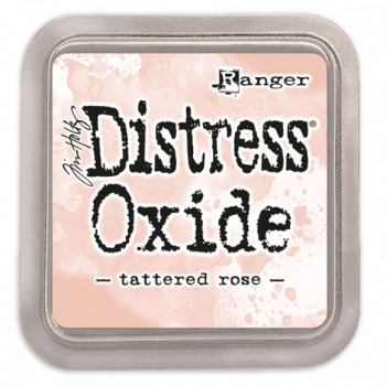 Distress Oxide - Tattered Rose