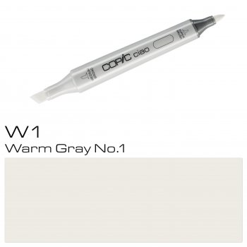COPIC ciao Marker - Warm Gray No.1