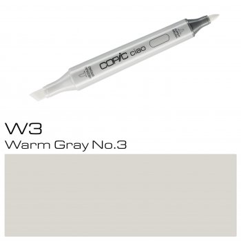 COPIC ciao Marker - Warm Gray No.3