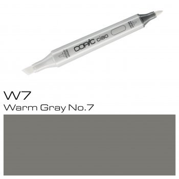 COPIC ciao Marker - Warm Gray No.7