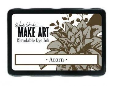 Ranger MAKE ART Dye Ink Pad - Acorn