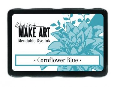 Ranger MAKE ART Dye Ink Pad - Cornflower Blue