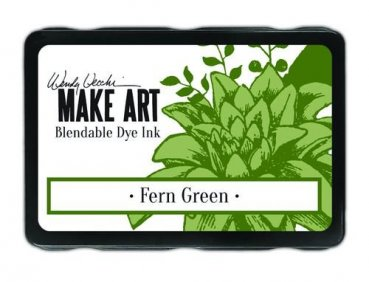 Ranger MAKE ART Dye Ink Pad - Fern Green