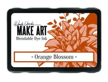 Ranger MAKE ART Dye Ink Pad - Orange Blossom