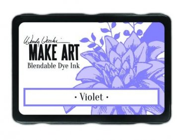 Ranger MAKE ART Dye Ink Pad - Violet