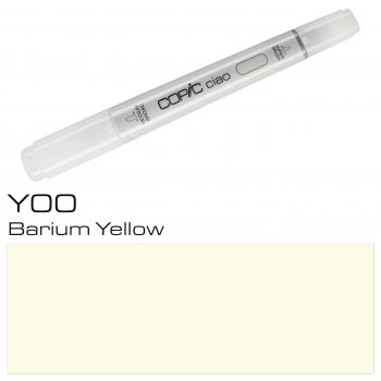 COPIC ciao Marker - Barium Yellow