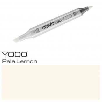 COPIC ciao Marker - Pale Lemon