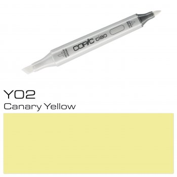 COPIC ciao Marker - Canary Yellow