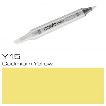 COPIC ciao Marker - Cadmium Yellow