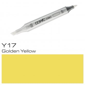 COPIC ciao Marker - Golden Yellow