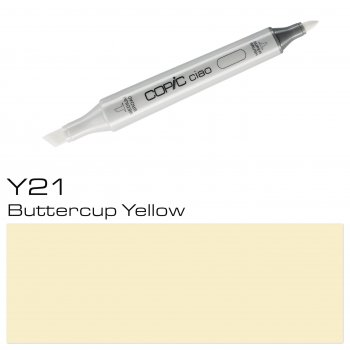 COPIC ciao Marker - Buttercup Yellow