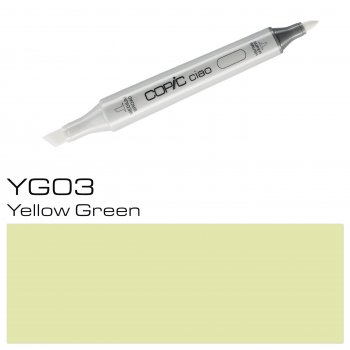 COPIC ciao Marker - Yellow Green
