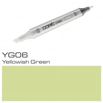 COPIC ciao Marker - Yellowish Green