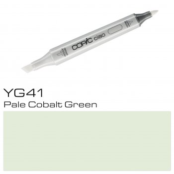 COPIC ciao Marker - Pale Cobalt Green
