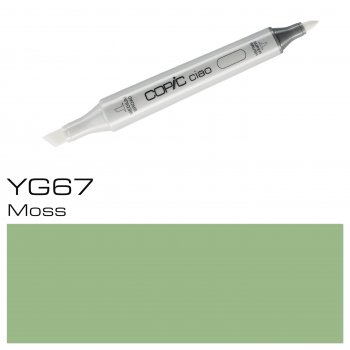 COPIC ciao Marker - Moss