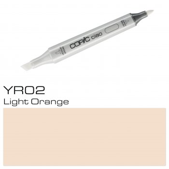 COPIC ciao Marker - Light Orange