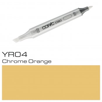 COPIC ciao Marker - Chrome Orange