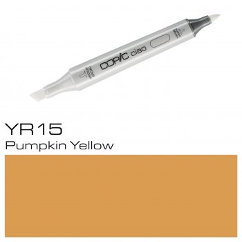 COPIC ciao Marker - Pumpkin Yellow