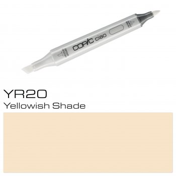 COPIC ciao Marker - Yellowish Shade