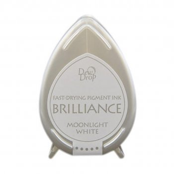 Memento Dew Drop - Brilliance Moonlight White