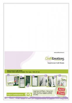 CraftEmotions - EasyConnect Craft Sheets A5