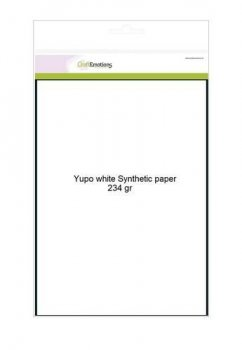 CraftEmotions - Yupo Papier A4 234g