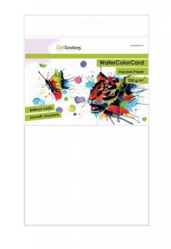 CraftEmotions - WaterColorCard 200g/m²