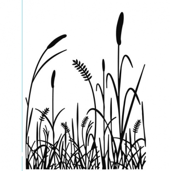 Darice - Embossing Folder Grass